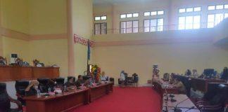 Komisi I DPRD Bolmong Gelar RDP Persoalan Desa