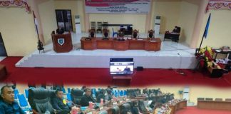 DPRD Bolmong Gelar Paripurna Bahas Dua Ranperda Inisiatif