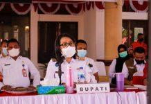 Bupati Bolmong Gelar Rapat Bersama Forkopimda untuk Membahas Penanganan Covid-19