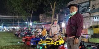 Pekerjakan Lima Anak Yatim Piatu, Usaha Rental Mobil Mainan Anak Milik Astro Banyak Diminati