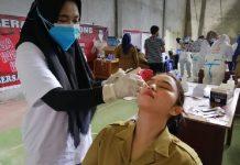 Pemkab Bolmong Fasilitasi Rapid Test Antigen Gratis