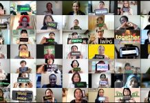 IWPG Sukses Menyelenggarakan International Women's Peace Conference 2021