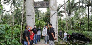 Anggaran Pembangunan Jembatan Menuju Perkebunan Monsi Diperkirakan Rp19 Miliar