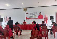 DPC PDI Perjuangan Kabupaten Bolsel Akan alurkan Sembako kepada Masyarakat Kurang Mampu