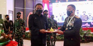 Gubernur Sulut Berharap Peringatan HUT ke-76 TNI Jadi Momentum Perwujudan Semangat Kebersamaan dan Persatuan
