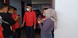 DPC PDI Perjuangan Bolsel Bakal Menggelar Vaksinasi Massal Bagi Pengurus Partai