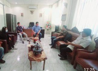 UPT BP2MI Manado dan Asosiasi Pendeta Sulut Bahas Peluang Kerja ke Luar Negeri