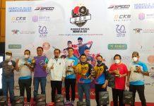 """Tim SPC BMR """"ADM"""" Raih Hasil Maksimal di Kejuaraan Tenis Meja UAH Super Series 2021"""