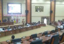Banggar DPRD dan TAPD Provinsi Sulut Lanjutkan Pembahasan KUA-PPAS APBD Tahun Anggaran 2022
