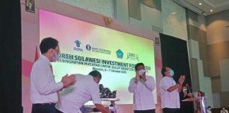 Gubernur Buka Investor Forum Provinsi Sulut Tahun 2021 Sekaligus Luncurkan Website Investsulut.id