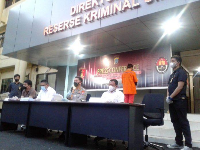 Ditreskrimum Polda Sulut Ungkap Kasus Dugaan Perdagangan Bayi