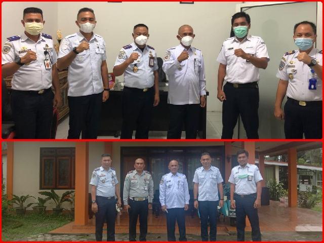 GM Perum Damri Disambut Hangat Dishub Kotamobagu, Bahas Potensi Trayek Lintas Provinsi