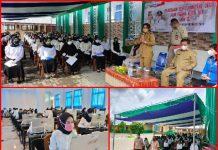 Pemkot Kotamobagu Tuntaskan 37 Sesi Ujian SKD CPNS Tahun 2021