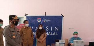 Bupati Boltim Targetkan Akhir Desember Vaksinasi 100 Persen