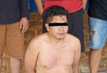 TSK Penikaman di Desa Bungko Berhasil Dibekuk Tim Resmob Polres Kotamobagu