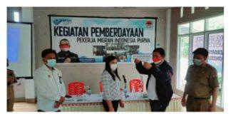 UPT BP2MI Manado Gelar Kegiatan Pemberdayaan Bagi PMI Purna dan Keluarganya