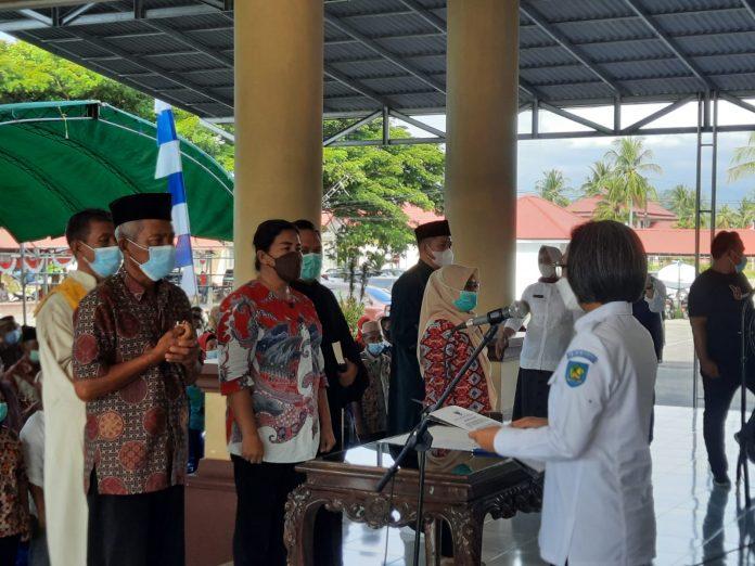 Yasti Tegaskan Anggota BPD Terpilih Wajib Ikut Vaksin Covid-19