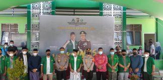 Pemkab Bolmong Apresiasi Vaksinasi Massal GP Ansor di Hari Santri Nasional