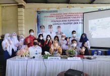 DPPPA Bolmong Gelar Pelatihan FAD Sebagai Pelopor dan Pelapor