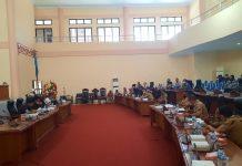 Tindak lanjut Laporan Masyarakat, Komisi I DPRD Bolmong Gelar RDP