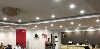 Rakor Aggota KAD, KPK RI Ungkap Capaian MCP Triwulan III Pemprov Sulut Cukup Baik