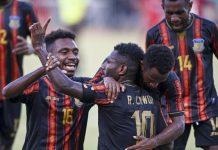Tuan Rumah Papua Juara di Cabang Olahraga Sepak Bola PON XX 2021